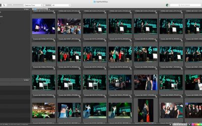 Event Photography Workflow