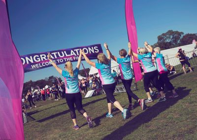 The Weekend to End Womens Cancers - Melbourne Event Photography