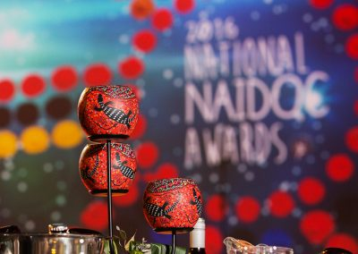 2016 National NAIDOC Awards - Darwin Convention Centre - Darwin - Northern Territory - Australia - 2016