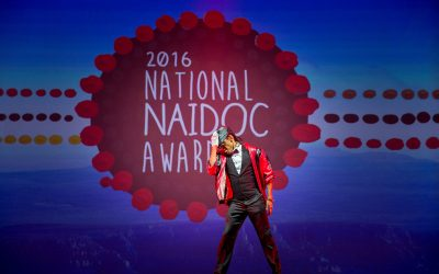Awards Photography – National NAIDOC Awards Ceremony