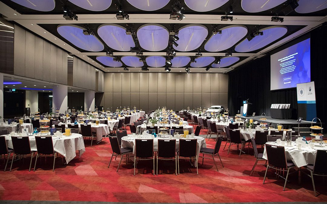Hilton Brisbane makes an ideal venue for intimate Graduate presentations