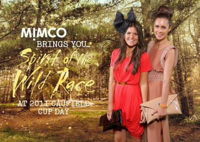 Mimco Green Screen photography activation