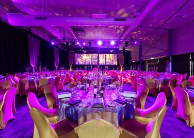Gold Coast event room setup