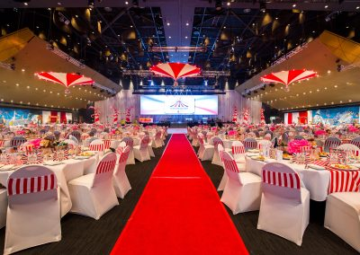 BCEC Hall Event photography