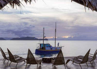 General Images, Laucala Island: May 24, 2015, Laucala Island, Fiji. Credit: Pat Brunet