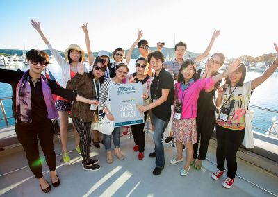 group incentive photography