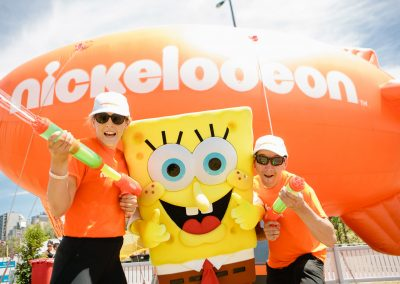 nickelodeon tennis event photography melbourne