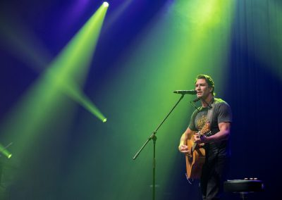 Pete Murray Performing at Event