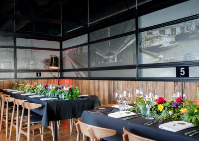 The Woolshed, Docklands. Melbourne venue photography
