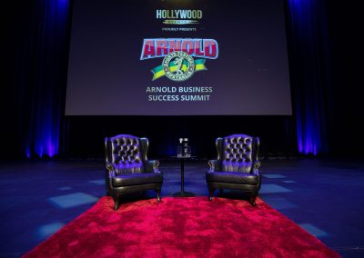 Arnold Business Success Summit 2018 - Melbourne Convention and Exhibition Centre. Melbourne, Victoria 2018
