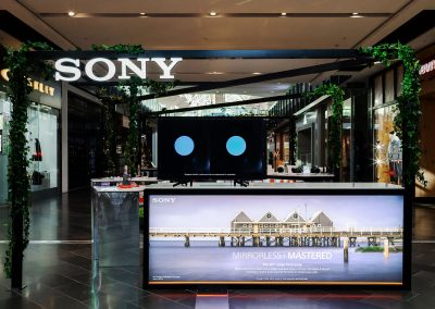 Sony Stand 2018